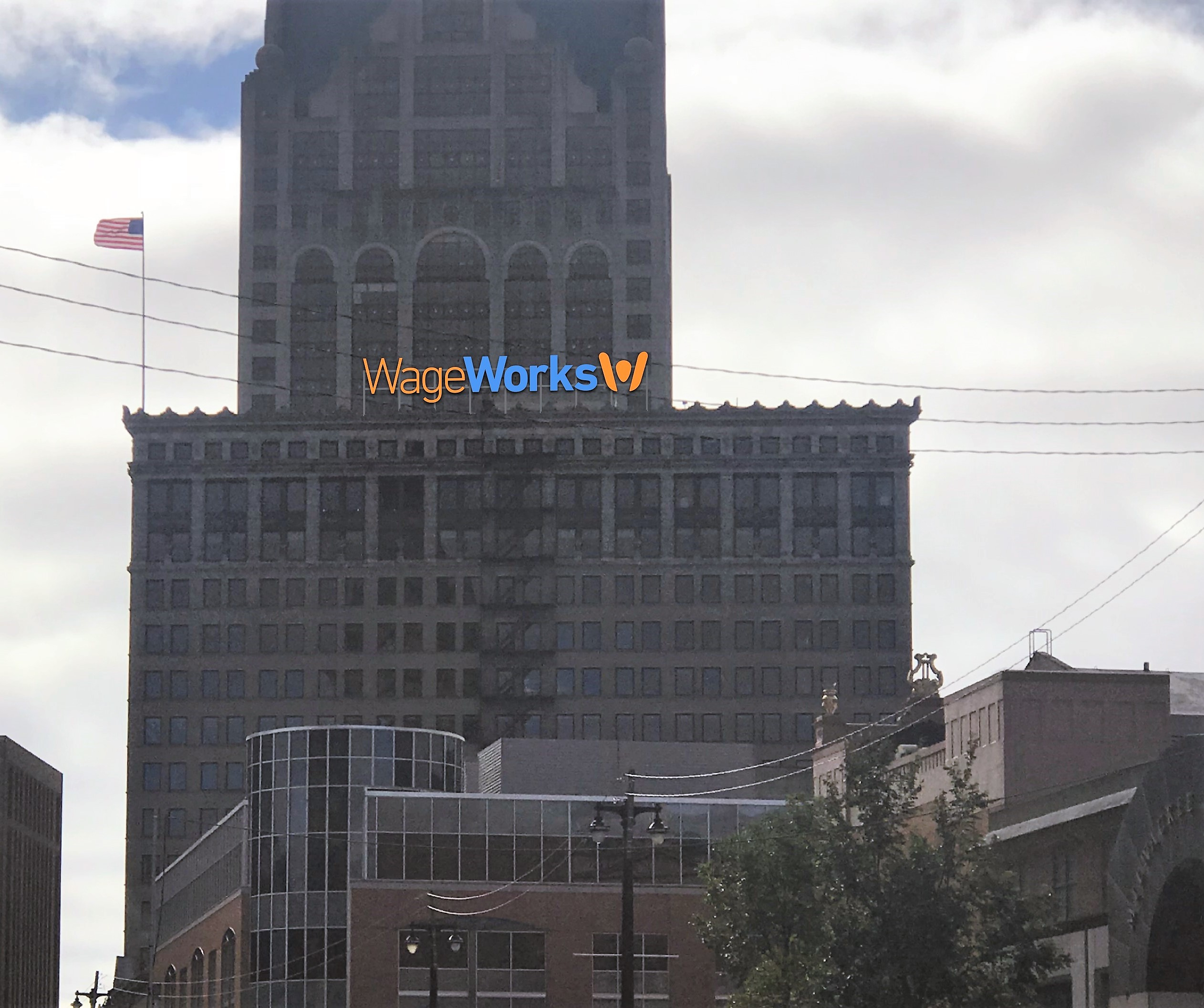 "WageWorks Leases Top Two Floors of CityCenter@735 in the Heart of Milwaukee's ""Booming"" Downtown"