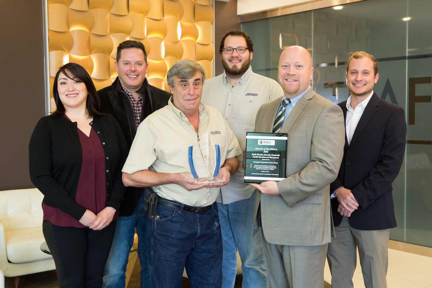 Compass Wins National Award for Sustainable Design, Energy Efficiency