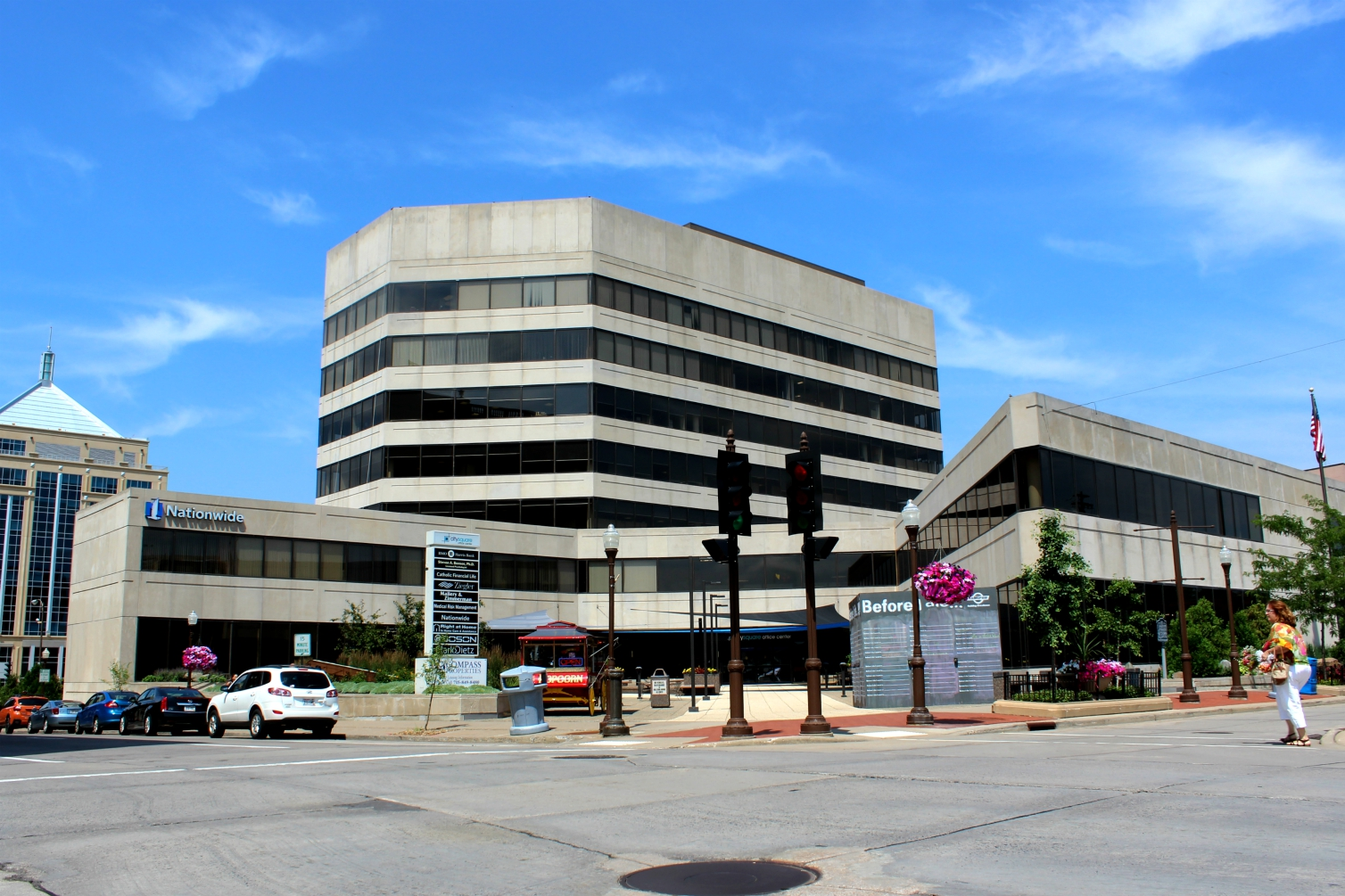 Bringing Back Brutalism: Wausau's CitySquare  Represents Resurgent Architectural Style
