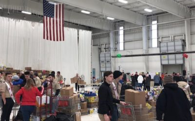 Operation Bootstrap's Holiday Basket Project is Community at its Best