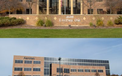Vario Equity & Compass Properties Purchase Two Office Buildings in Madison's American Center Business Park.
